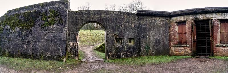 Box Hill Fort, Surrey