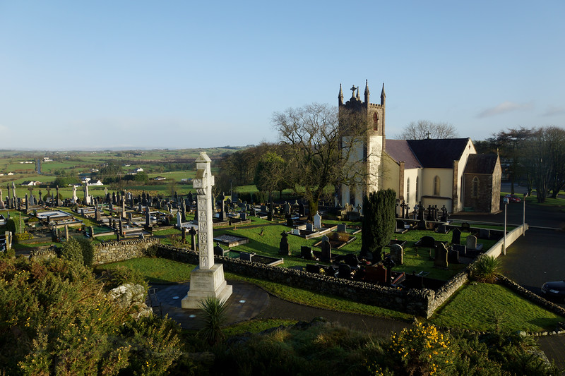Church of St Colmcille, Carrickmore