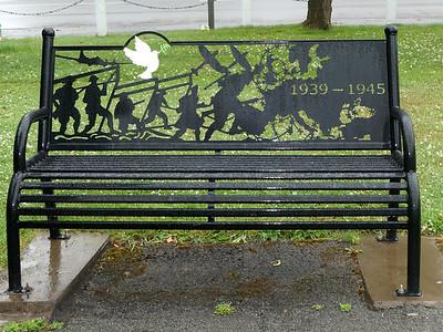 War Memorial Bench