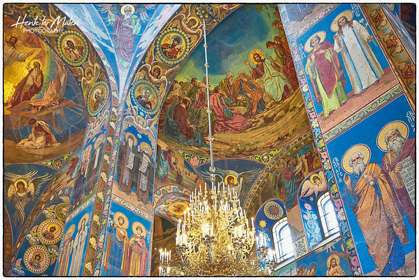 Church on the Spilled Blood