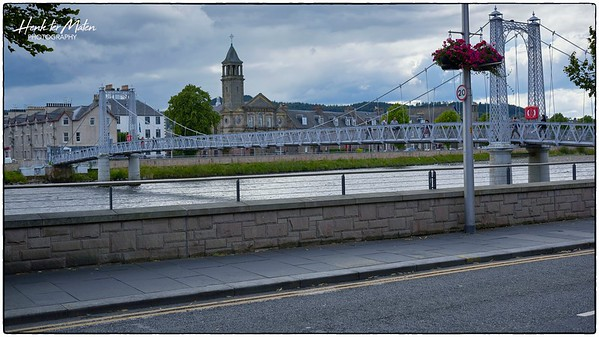 Greig Street Bridge, Inverness