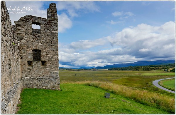 Ruthven Barracks, Kingussie