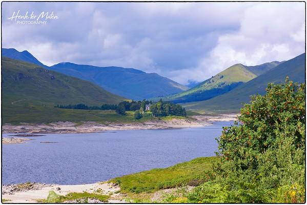 Loch Cluanie, Inverness
