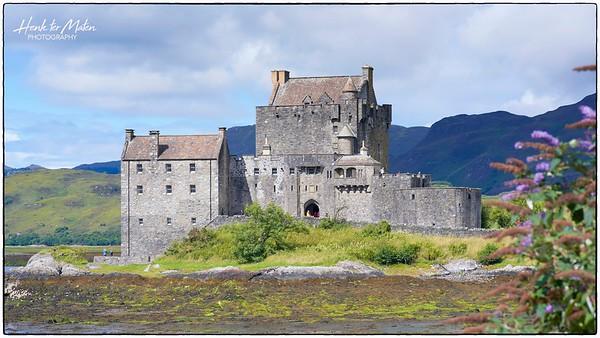 Eilean Donan Castle, Kyle