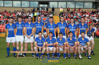 SFC11AHWW021 - John Flynn, Alan Byrne, Brian McGrath & Paul Earls 'missing' from team photo ...