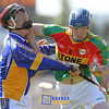 Carlow v Wicklow : Leinster Minor Hurling Championship - Carlow 23.04.11