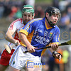 Wicklow v Derry : Christy Ring Cup Senior Hurling Championship - Aughrim 30.04.11 See Teams and Scorers at  http://wicklowgaaphotos.com/blog/wicklow-v-derry-christy-ring/