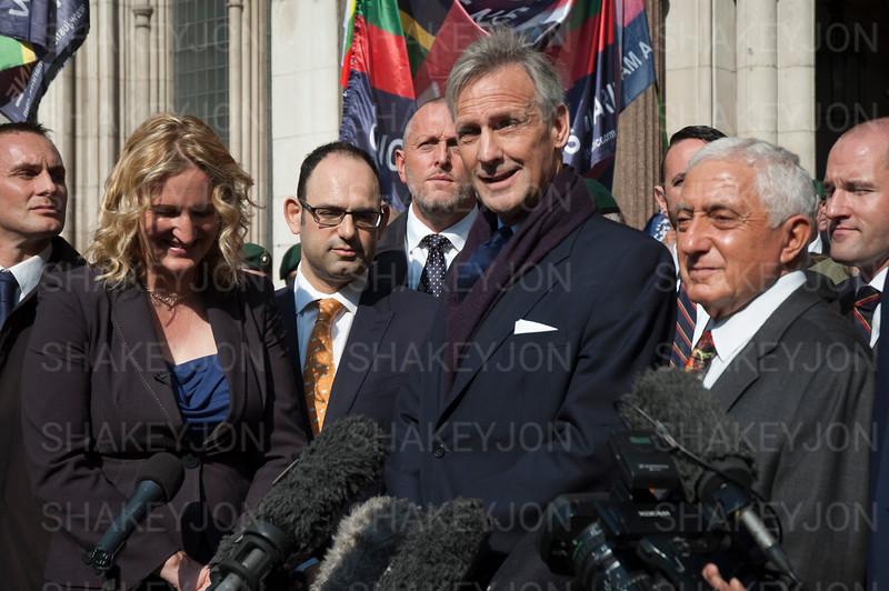 Alexander Blackman sentence at Royal Court.
