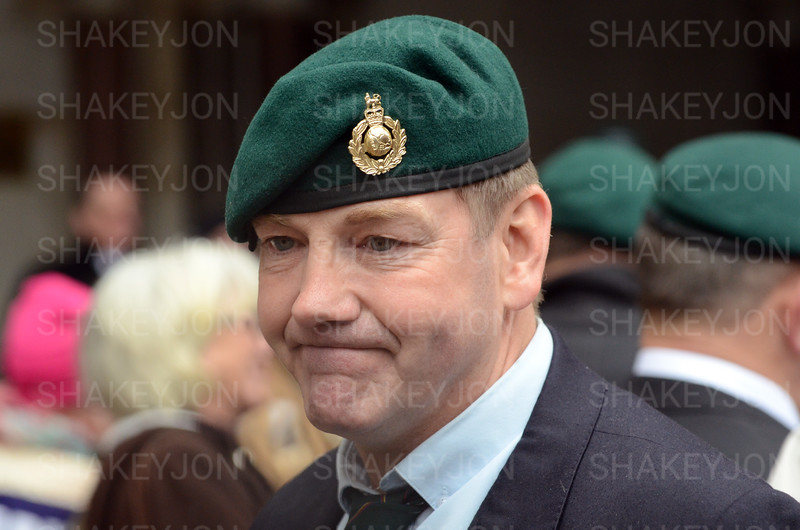 Sgt Alex Blackman sentence delayed at Royal Court of Justice. - 24/03/2017