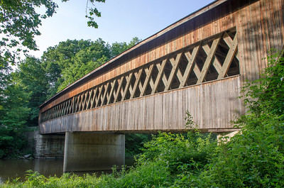 STATE RD BRIDGE SIDE VIEW