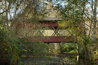 Brookwood Covered Bridge 2