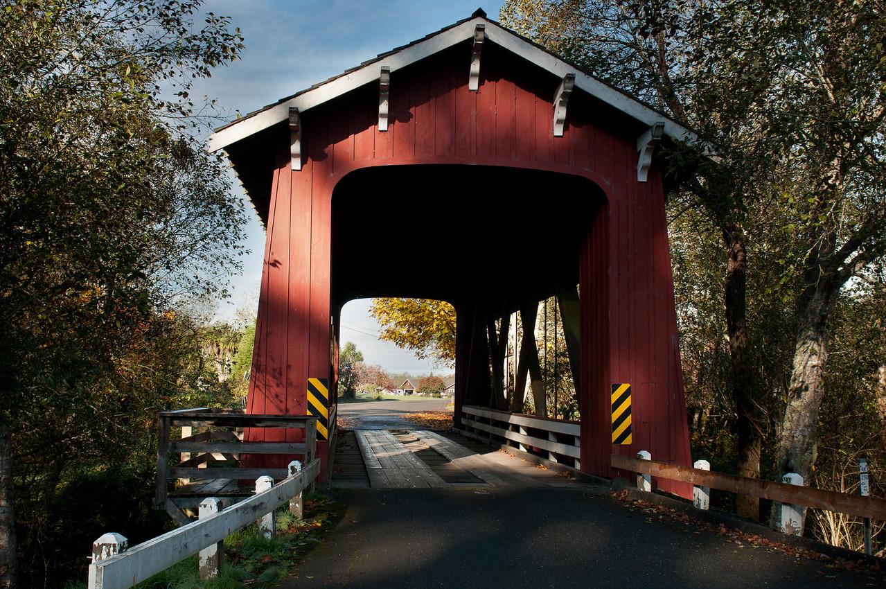 Brookwood Covered Bridge 1