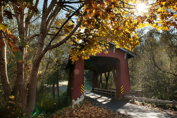 Covered Bridges of California