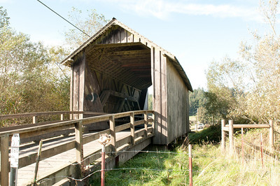 Berta Covered Bridge 1