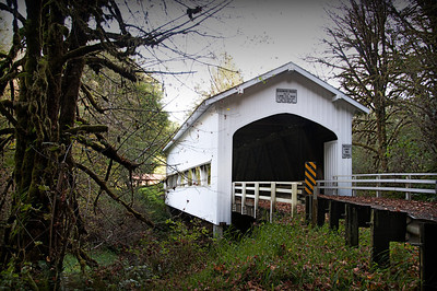 Deadwood Covered Bridge 3