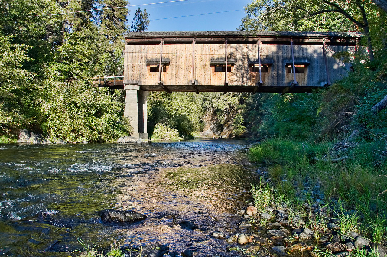 McKee Covered Bridge 3