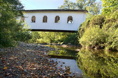 Grave Creek Covered Bridge 2