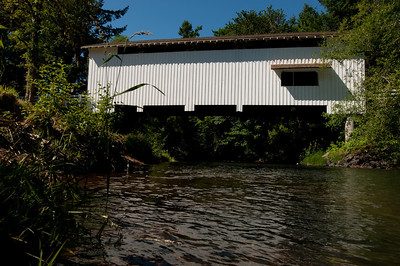 Earnest Covered Bridge 2