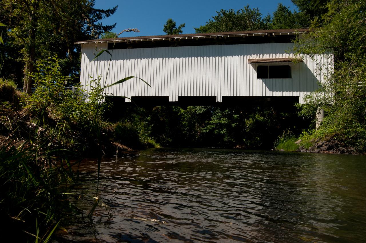 Earnest Covered Bridge 2
