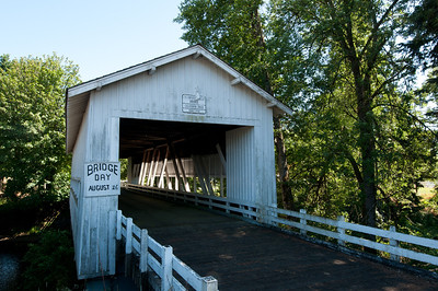 Crawfordsville Covered Bridge 2