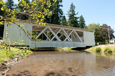 Jordan Covered Bridge 2.