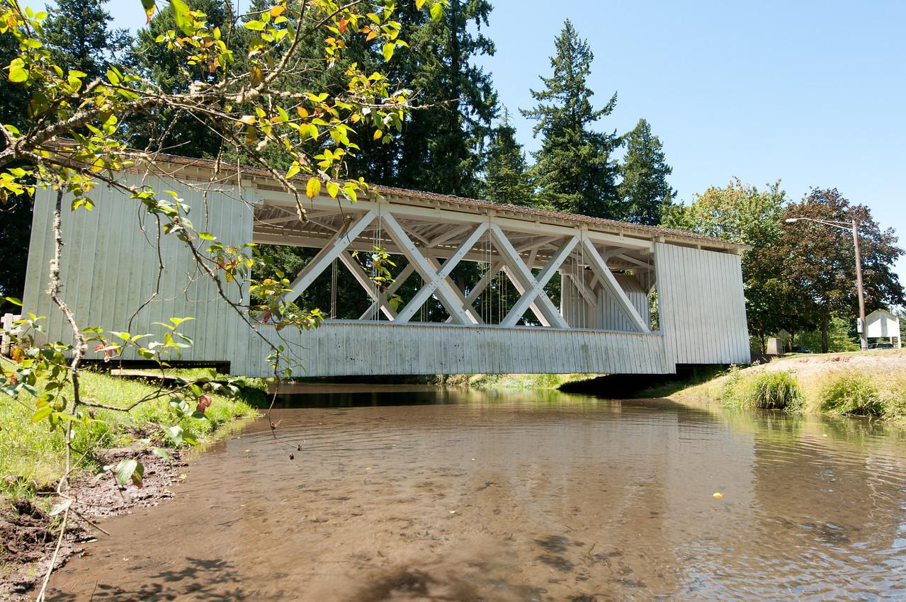 Jordan Covered Bridge 2.