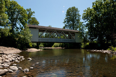 Larwood Covered Bridge 2.