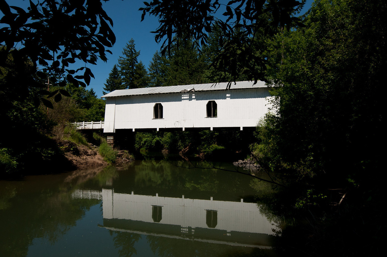 Hoffman Covered Bridge 2.