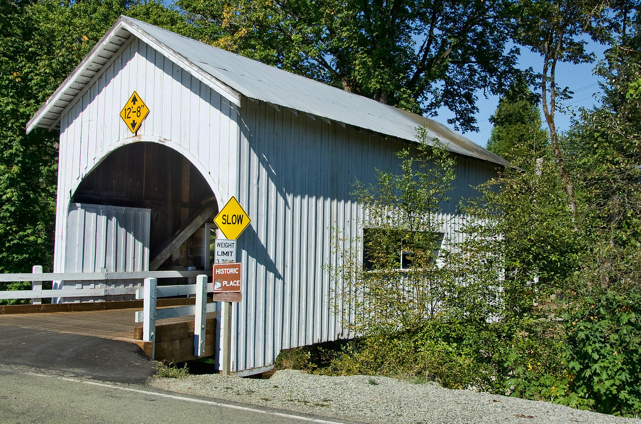 Neal Lane Covered Bridge 1