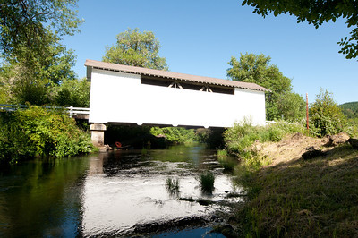 Harris Covered Bridge 3.
