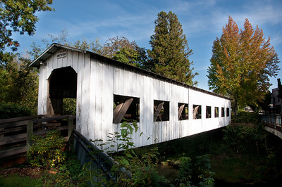Centennial Covered Bridge 2