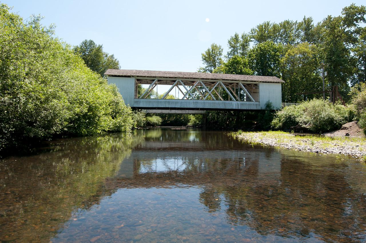 Gilkey Covered Bridge 2.