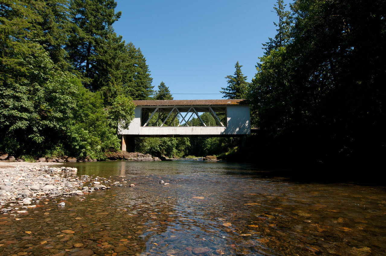 Short Covered Bridge 3