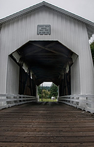 Coyote Creek Covered Bridge 2
