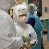 Photos at Holy Name Medical Center in Teaneck, New Jersey, during the first few days of the COVID-19 Pandemic. 03/20/2020.  Photos by Jeff Rhode  Mandatory photo credit, and please use only with permission from Jeff Rhode and Holy Name Medical Center. <br /> If you need ID's or detailed captions please call 201-543-8067 or email jrhode@holyname.org