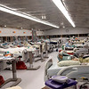 Full ICU in the Shell Space.<br />  Holy Name Medical Center in Teaneck, New Jersey, during the first weeks of the COVID-19 Pandemic.  04/02/2020  Photos by Jeff Rhode  Mandatory photo credit, and please use only with permission from Jeff Rhode and Holy Name Medical Center. <br /> If you need ID's or detailed captions please call 201-543-8067 or email jrhode@holyname.org