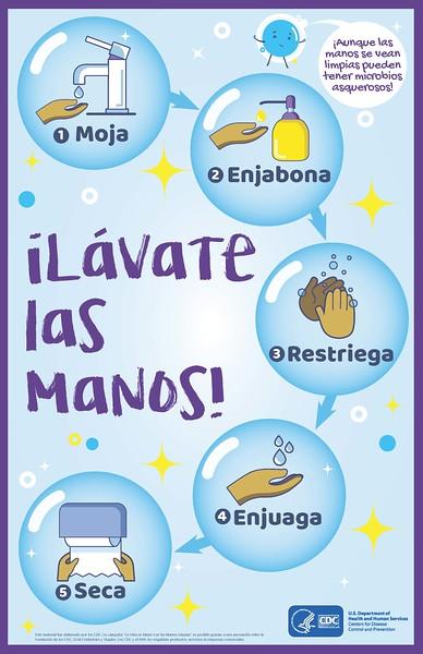 iLavate las Manos
