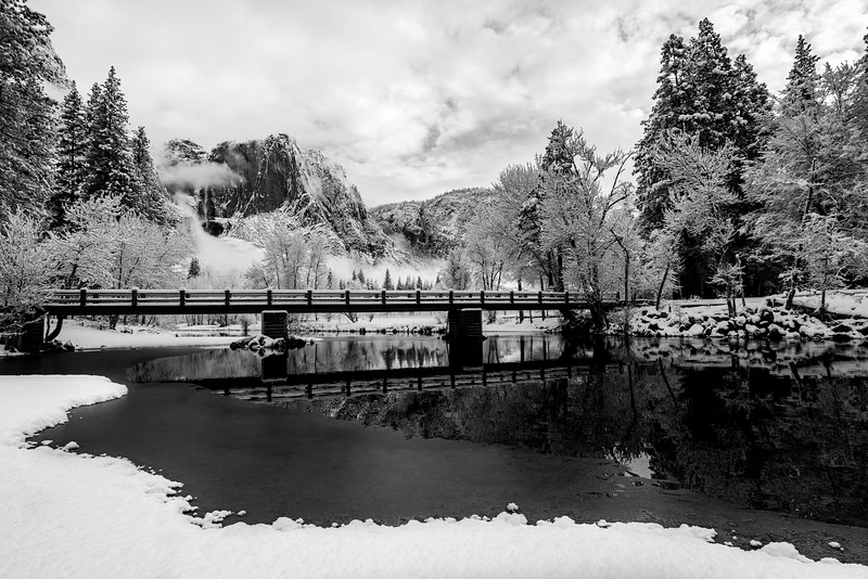 Yosemite: A Winter Wonderland #1 (Chris Baker)