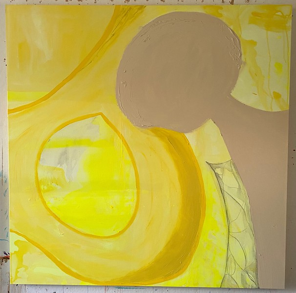 Holding Steady (Kathryn Tubbs)