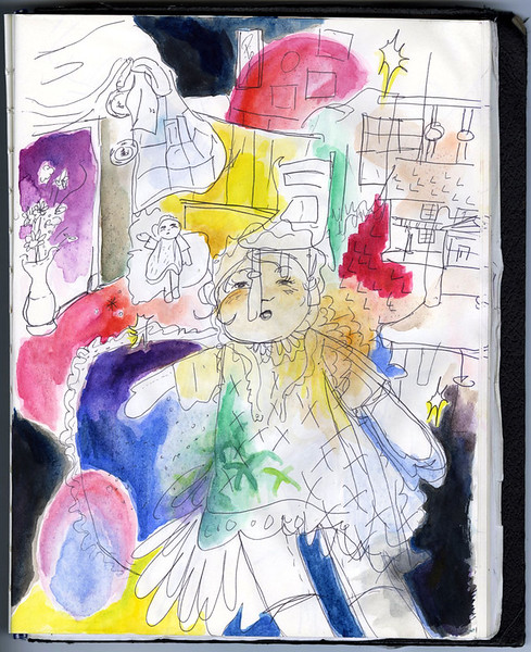 Sketchbook Page 89 (Felix Xiao-Yu Wang)