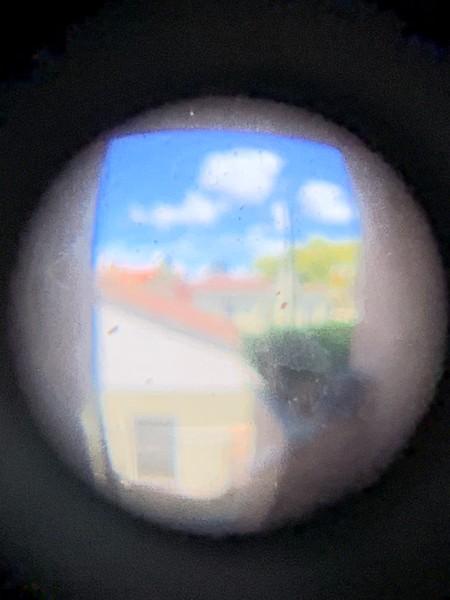 Peephole (Jane Bushmaker)