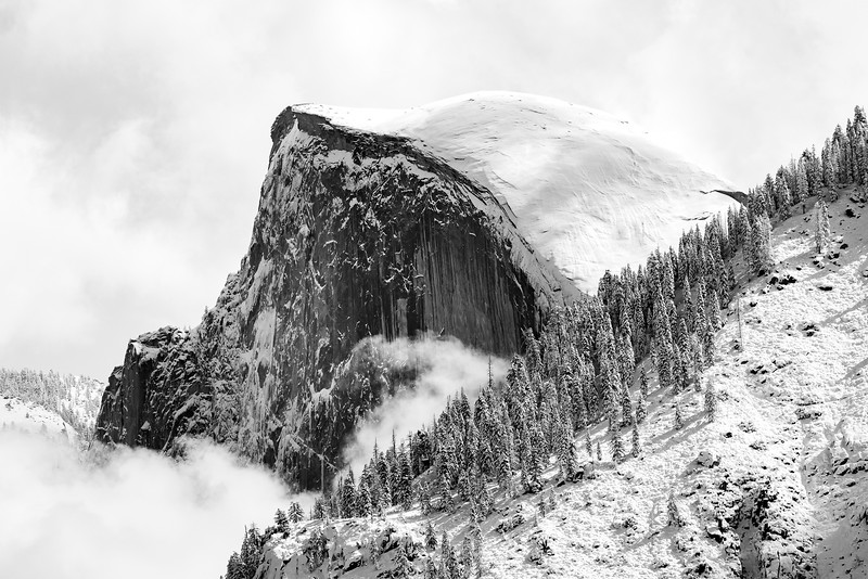 Yosemite: A Winter Wonderland #3 (Chris Baker)