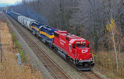 Canadian Pacific #643, Adirondack Subdivision