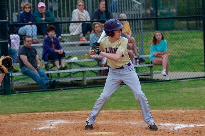 CPA MS JV Baseball 2019