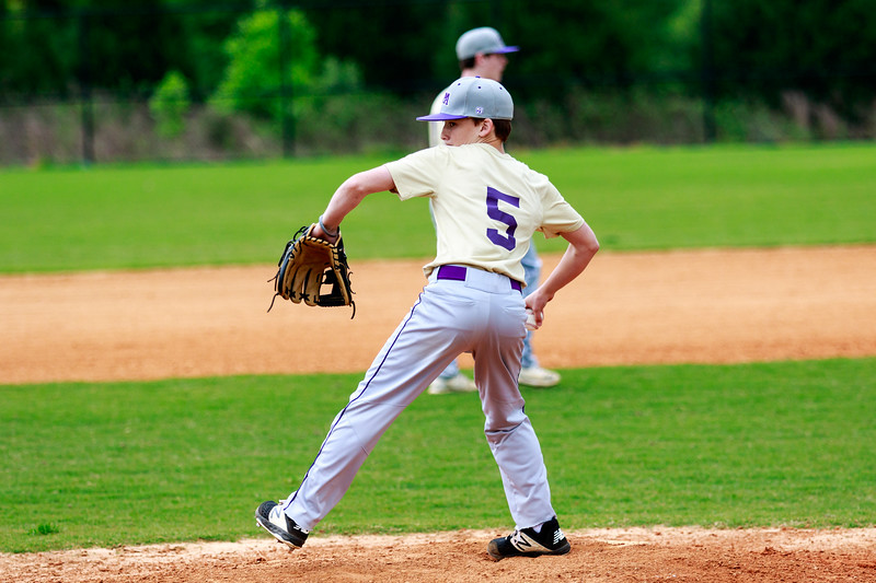 CPA MS JV Baseball 2019