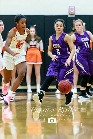 CPA Girls Basketball @ Ensworth 2018