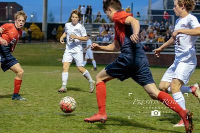 2018 CPA Varsity Soccer vs. BA - 2018