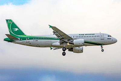 Iraqi Airways Airbus A320-214 YI-ARB 11-18-18