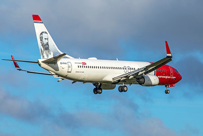 Norwegian Air International Boeing 737-8JP EI-FHX 11-18-18
