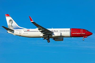 Norwegian Air International Boeing 737-8JP EI-FVJ 11-18-18